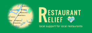 Visit RestaurantRelief.net for a list of gift certificates to area restaurants